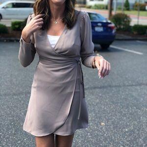 Nordstrom tie dress